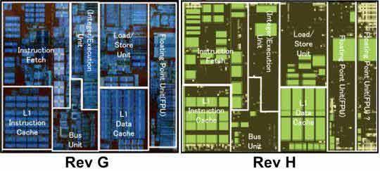 AMD Rev. GH