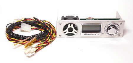 Комплект поставки CoolerMaster AeroGate II