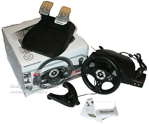 Thrustmaster Rally GT PRO FFB